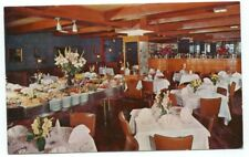 NYC Stockholm Restaurant Interior West 151st Street Postcard ~ New York City
