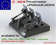 Addon mods T3PA PRO t300 t150 tmx pedal shock absorber amortisseur frein + 9KG !