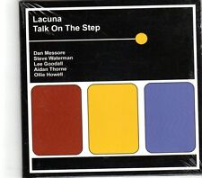 (GM524) Lacuna, Talk On The Step - 2013 Sealed CD