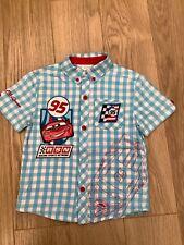 Lightning Mcqueen Boys Shirt Age 5/6