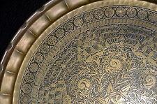Messing Tablett NEUE MÜNCHENER KUNSTWERKSTÄTTEN NMK Art Deco Nouveau Jugendstil