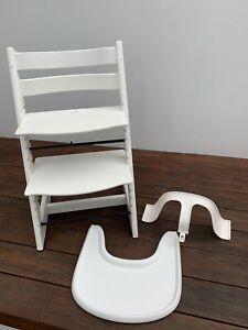 Stokke Tripp Trapp High Chair - White