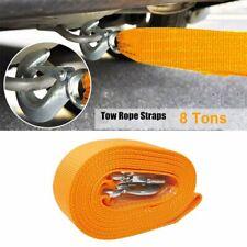 """Tow Rope Strap 20' x 3"""" 20,000lb Capacity Heavy Duty Towing Nylon 20 Feet"""