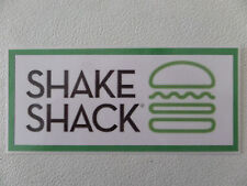 SHAKE SHACK, GREAT BURGERS/SHAKES, HOTDOGS, CUSTARD, BEER & WINE, TOPS IN USA