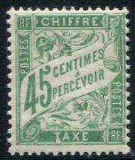 France Taxe N°36 Neuf ** LUXE