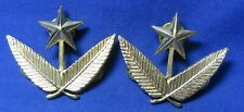 Vintage Army Officer Insignia Set by Meyer