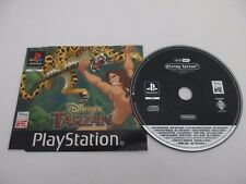 DISNEY'S TARZAN - SONY PLAYSTATION - Jeu PS1 PAL Version PROMO en français