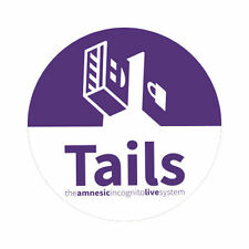 TAILS 4.6 Live DVD Secure Linux Desktop Operating System with Bonus Disc