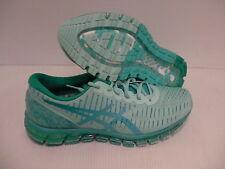 Asics Mujer Gel Quantum 360 Zapatillas para Correr Turquesa Aguamarina Azul