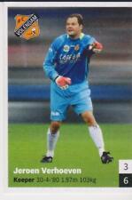 AH 2008-2009 Panini Like sticker #244 Jeroen Verhoeven FC Volendam