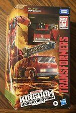 Transformers Kingdom INFERNO Generations War for Cybertron SEALED