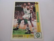 Carte NBA UPPER DECK 1993-94 McDonald's FR #26 Robert Parish Boston Celtics