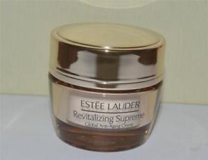 ESTEE LAUDER Revitalizing Supreme Global Anti-Aging Creme .5 OZ