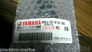 69J-81315-00-00 LEAD WIRE ASY, OEM Stock YAMAHA  Part