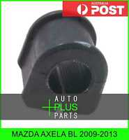 Fits MAZDA AXELA BL 2009-2013 - Bush For Rear Sway Bar Stabiliser Bush Rubber