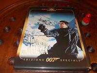 007 AL SERVIZIO SEGRETO DI SUA MAESTA  Dvd  .... Nuovo