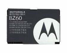 Oem New Bz60 Battery For Razr V3,V3A,V3C,V3I,V3M,V3T,V3 Xx,V6 Maxx Pebel 2X