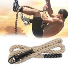 Arm Power Training Battle Rope Exercise Undulation Strength Training Fitness