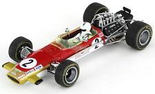 Lotus 49B Ford Richard Attwood Monaco GP 1969 1:43