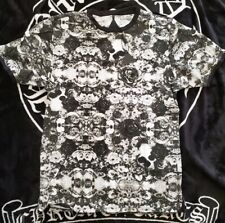 BLACK SCALE rose skeleton smoke TEE T-SHIRT size small new authentic blvck