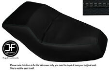 GREY DS STITCHING CUSTOM FITS HONDA HELIX CN 250 DUAL VINYL SEAT COVER ONLY