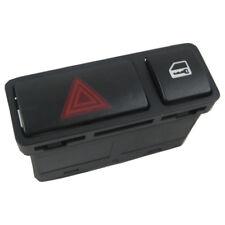 New Hazard Warning Door Central Lock Locking Switch For BMW E46 E53 E85 325 X5