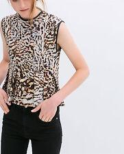Zara Viscose Blouses for Women