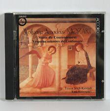 MOZART messe du couronnement – Teresa Stich-Randall Karl Ristenpart – 220252