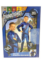 NEW Thunderbirds International Rescue Roleplay Uniform Size 5-7