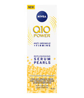 NIVEA Q10 POWER ANTI-WRINKLE + FIRMING REPLENISHING SERUM PEARLS 15ML
