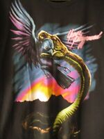 UPPER PLAYGROUND T-SHIRT (L) SNAKE EAGLE HUF FIFTY24SF UNDEFEATED SKATE - - Exce