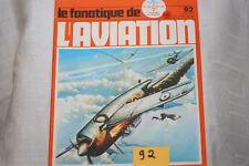 le fana de l'aviation-n°92-Jabo sur la manche 2°-Brewster Buffalo-7/77