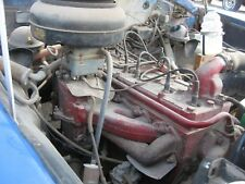 Hudson 232 Cubic Inch Power Dome 6 Cylinder Engine
