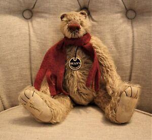 Dean's Rag Book Limited Edition Teddy Bear 'Bertie'