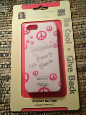 Whatever It Takes Premium Gel Shell iPhone 5 White NEW SEALED