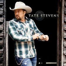"TATE STEVENS CD: ""TATE STEVENS"" 2013"