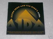 CD - ELTON JOHN AND TIM RICE - AIDA - Rocket 1999