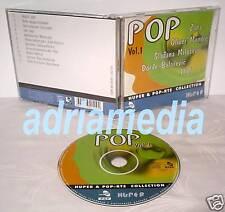 YU POP CD Vol 1 Zana Balasevic Idoli Oliver Mandic Maja Mirzino jato Sladjana
