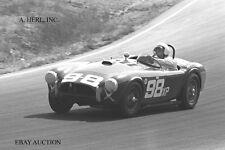 AC Cobra 1962 -first made racecar in debut race!!-1962 Riverside -Shelby Cobra