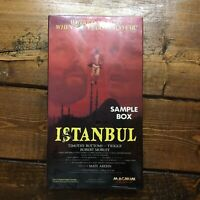 Istanbul 1990 VHS Action Thriller Twiggy Magnum Entertainment Video Cori Films