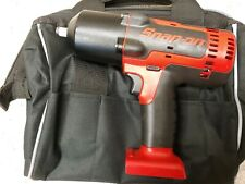 "Snap-On*CT8850*1/2"" 18 Volt MonsterLithium-Ion Impact Wrench*Tool Only*Bag*Used!"