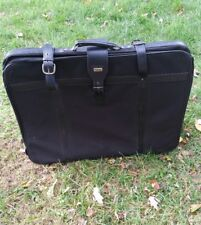 Tahoe suitcase large roomy travel luggage black