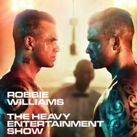 Robbie Williams - The Heavy Entertainment Show [CD Album] - NEW & SEALED