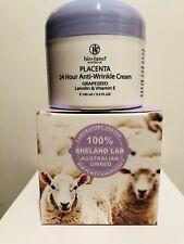 Bio Lano Placenta Cream, Anti-wrinkle Cream Grape seed, Lanolin, Vitamin E
