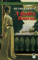 A Dolls House (Dover Thrift Editions) by Henrik Ibsen