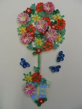 Quilling Kit - Quill A Bay Tree For Summer