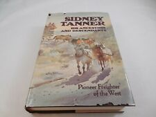 New listing Sidney Tanner His Ancestors and Descendants Pioneer Mormon Lds Genealogy