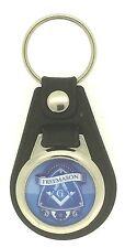 New Collectable Masonic Freemason Key Ring