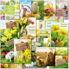 *NEW* Pack of 20 Mixed Box Assorted Easter Cards by Doodlecards Premium Quality
