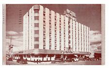 Missoula MT New Hotel Florence Printed Photo Postcard 1940s